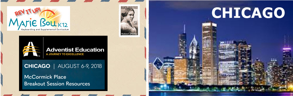 Adventist Education – August 6-9, 2018 – Chicago, IL